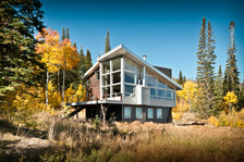 Modern Mountain Architecture,  Winter Park, Colorado | Exterior #5