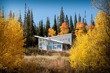 Modern Mountain Architecture,  Winter Park, Colorado | Exterior #1