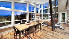 Modern Mountain Architecture, Winter Park, Colorado | Dining Room